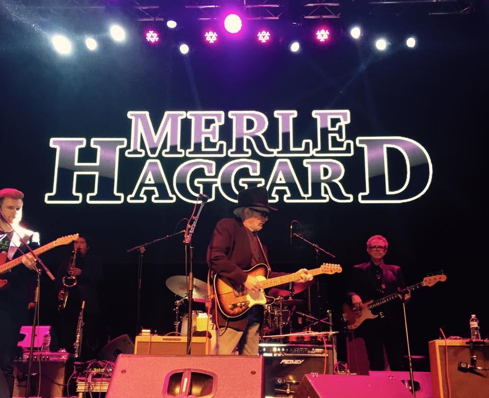 """""""Merle Haggard"""""""