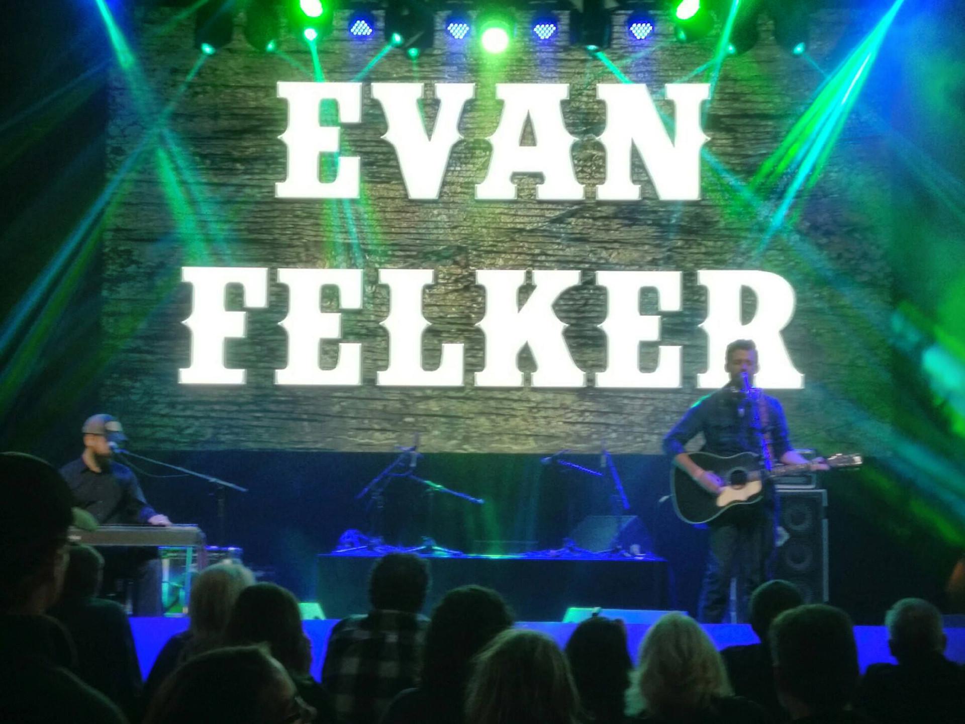 """""""Evan Felker"""""""