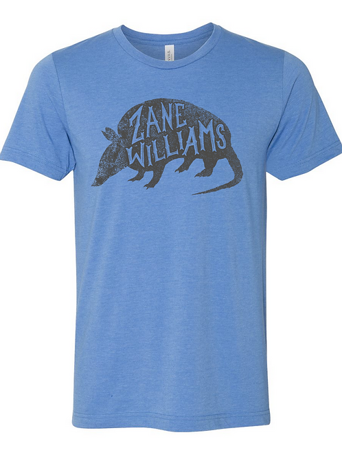 Blue Armadillo T-Shirt