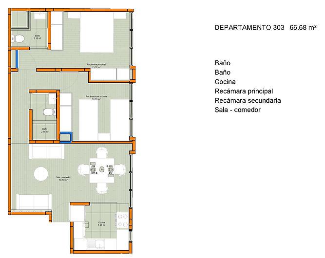 Trebol 31 - Sheet - R15 - Departamento 3