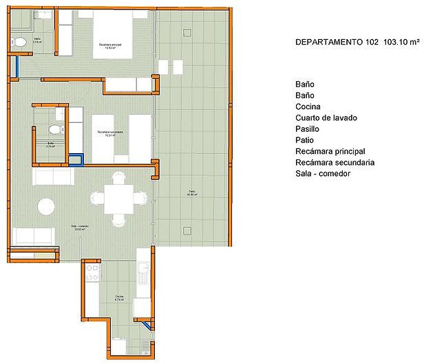 Trebol 31 - Sheet - R09 - Departamento 1
