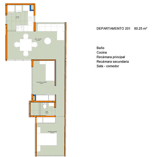 Trebol 31 - Sheet - R10 - Departamento 2