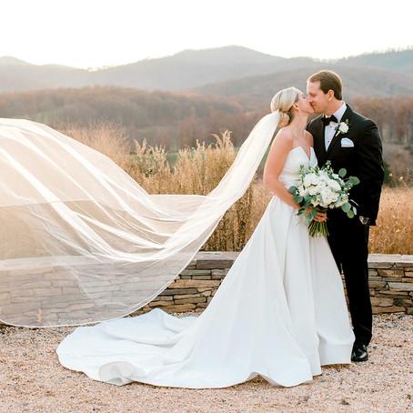 Megan & Zach's Timeless Autumn Celebration at Pippin Hill Farm