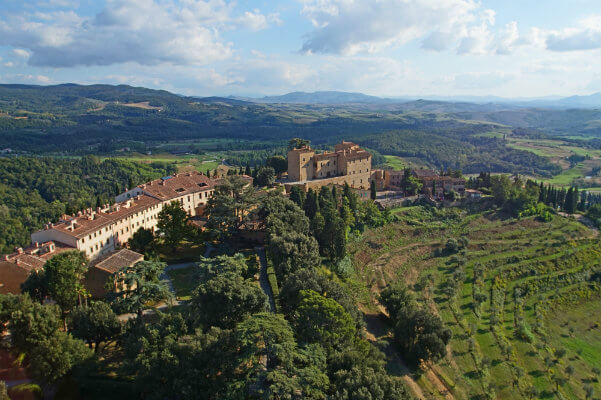 Florence Tuscan Winery
