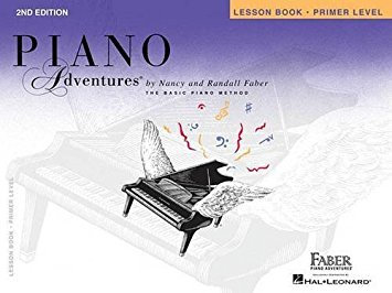 PIANO ADVENTURES - The Basic Piano Method (2nd Edition)