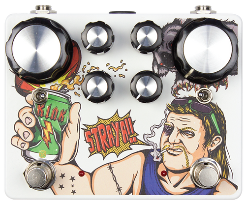 Kink - Straya Dual Overdrive/Distortion