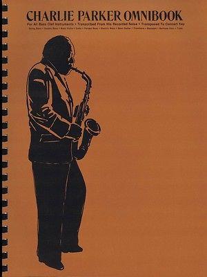 Charlie Parker Omnibook Bass Clef
