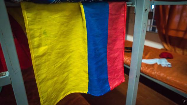 TBBDM - Colombie filigram grand (83 sur