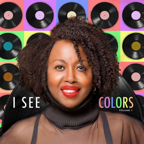 I See Colors is an interpretation of the way I see music. I assign a color for every creative endeavor I see and hear. It gives clarity and richness to that which is around me. Every song has a color attached to it in my mind giving it more clarity, vividness and meaning.