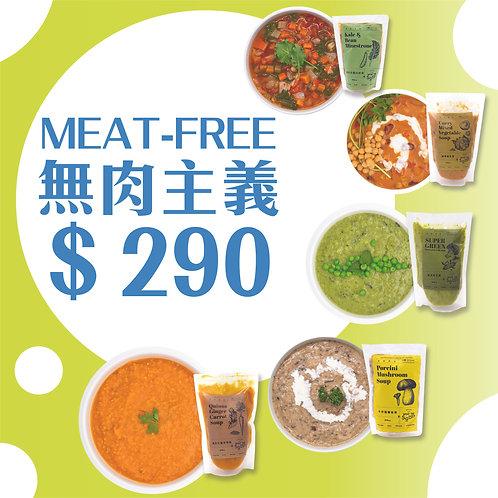MEAT-FREE SET