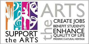 Support the Arts sticker.jpg