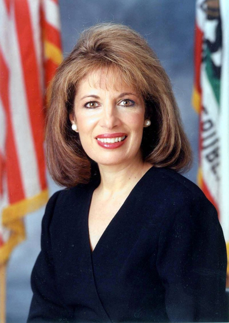 US Representative Jackie Speier