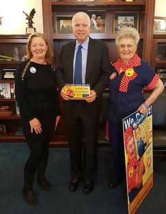 Senator McCain with Mae Krier.jpg