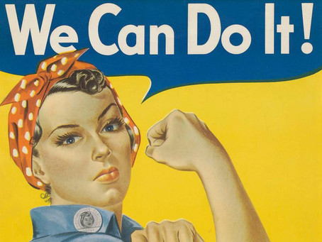 Rosie the Riveter Gets Her Due 75 Years After the End of World War II