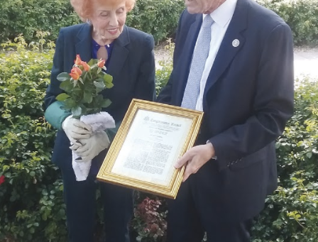 U.S. Rep. Alan Lowenthal honors all 'Rosies' following National Rosie the Riveter Day