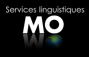 Services linguistiques MO, writting, editing, translation, proofreading