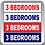 Thumbnail: 3 Bedrooms