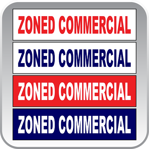 Zoned Commercial