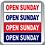 Thumbnail: Open Sunday