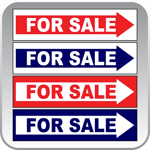 For Sale (Arrow)