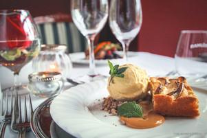 Food photography for Danske Slotshoteller. www.slotshotel.dk