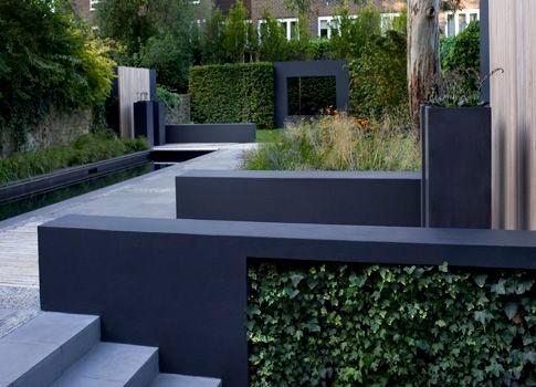 Выбор цветого оформления современного сада