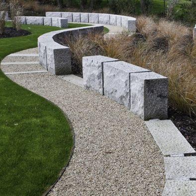 Геометрия в современном саду