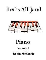 Let's All Jam! Piano