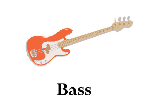 Let's All Jam! Bass