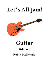 Let's All Jam! Guitar