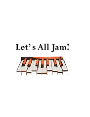 Let's All Jam! Create music with your friends and family.