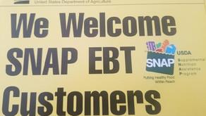 Holsey Farms  Accepts SNAP EBT