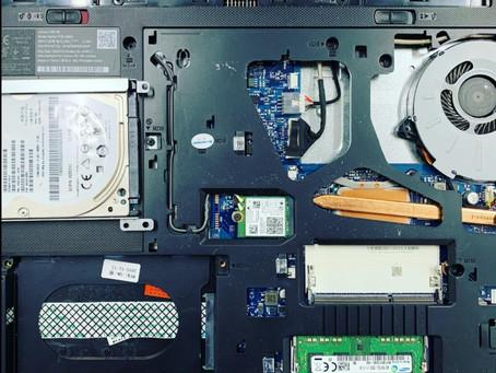 パソコンの動作改善のご相談
