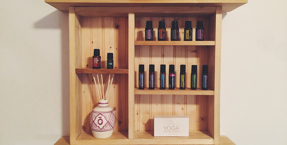 Oils Cabinet