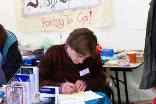 Five Minutes with Former Fenland Poet Laureate Jonathan Totman