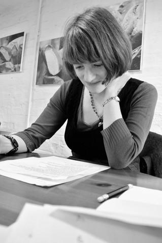 Five Minutes with Former Fenland Poet Laureate Elaine Ewart