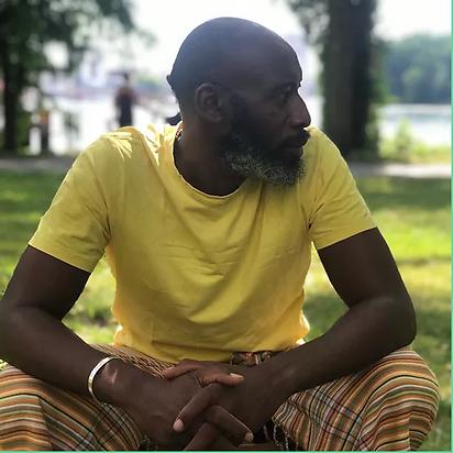 Afrikan Yoga in The Park