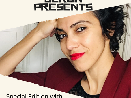 'Special Edition' Black Brown Berlin Presents w/ Loubna Messaoudi