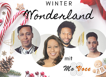 Winter Wonderland mit Mo Voce