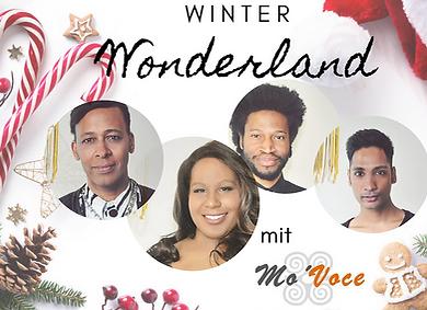 Winter Wonderland mit Mo Voce