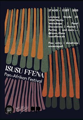 Isusu Ffena Festival 2020: Grand Opening