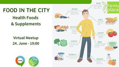 Food in the City - Health Foods & Supplements