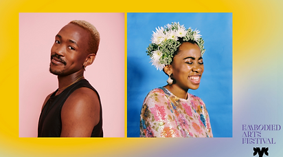 BLACK AS I AM QUEER AS I AM BLACK: A BLACK QUEER POETICS READING SESSION