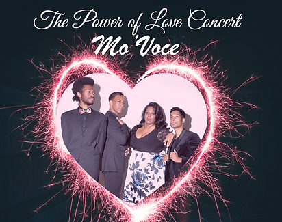 Power of Love, A Valentine's Day Special.