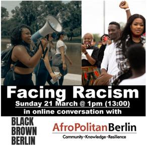 In talks with AfroPolitan Berlin