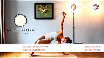 Yoga for BIPOC in Berlin
