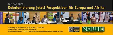 NARUD symposium 2020