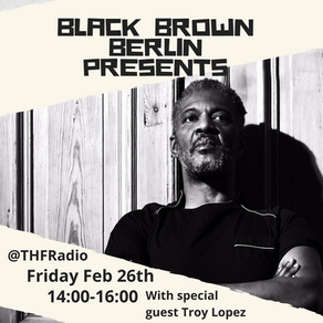 Black Brown Berlin Presents Interview w/ Troy Lopez