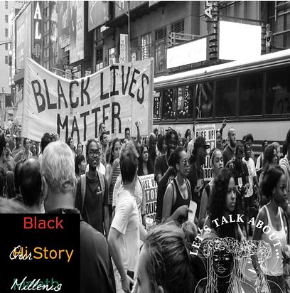 Online | Let's Talk About… Black History - wo stehen wir, wie weit sind wir gekommen?
