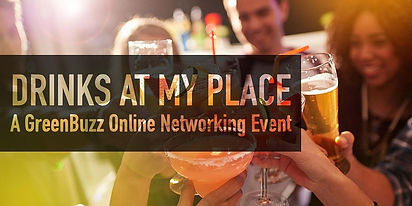 Drinks At My Place – Online Networking Event